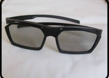 okulary zerówki master image plastik lekko przyciemniane