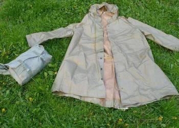 płaszcz przeciwdeszczowy dla wędkarza