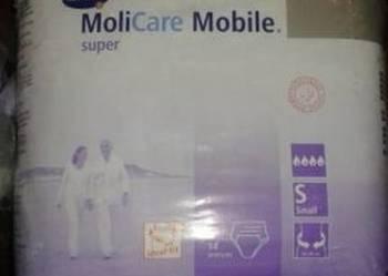 Pieluchomajtki dla dorosłych MoliCareMobilesuper rozmiar S