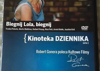 DVD Biegnij Lola biegnij (Lola Rennt) Nowy