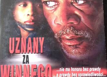 Film DVD Uznany za Winnego