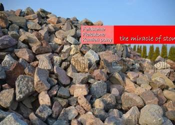 Kolorowy kamień do gabionów - łamany