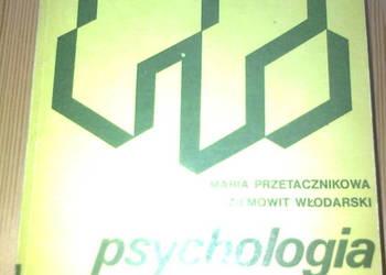 Psychologia wychowawcza - Przetacznikowa,  Włodarski