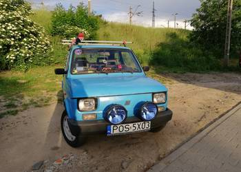 Fiat 126 Maluch elegant