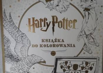 Harry Potter do pokolorowania