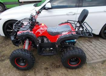 Quad KXD 125 Germany XXL 110 nowy model Trzebnica