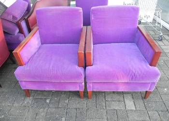 Designerski fotel klubowy. PRL ! Vintage, Loft, Retro!