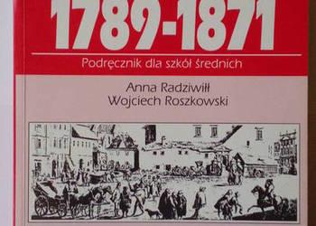 Historia 1789-1871