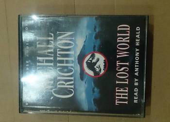 The Lost World  Michael Crichton audiobook w j.angielskim