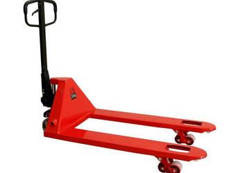 Wózek paletowy Paleciak 1150mm 2500kg Darmowa dostawa.