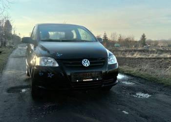 Sprzedam Volkswagena Foxa 1.2 kolor czarny
