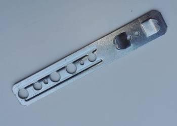 Kotwa wzmocniona do montażu okien ocynk - 0,40 zł/szt. netto