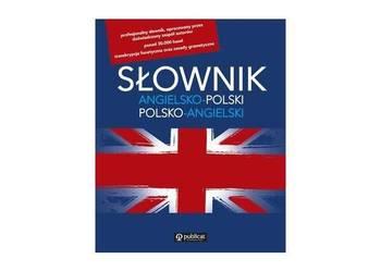Sprzedam Słownik angielsko-polski, polsko-angielski