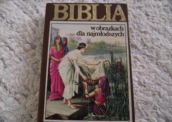 """""""BIBLIA W OBRAZKACH DLA NAJMŁODSZYCH"""" - Kenneth N. Taylor"""