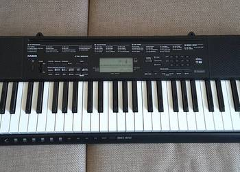 Casio CTK-3500 - keyboard 5 oktaw - GWARANCJA do III 2020