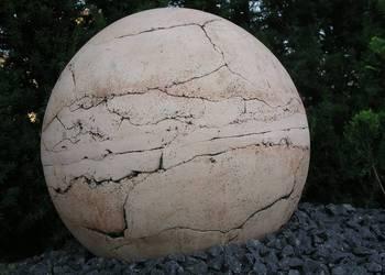 Ceramiczna kula ogrodowa śr. 100 cm., mrozoodporna