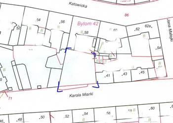 BYTOM - CENTRUM - DZIAŁKA BUDOWLANA 661m2 - 20min od KATOWIC