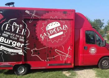 FoodTruck Fiat Ducato Food Truck, gastronomiczny,Igła 2000 r