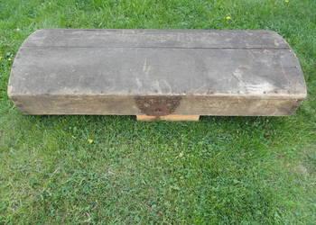 Wieko do stara skrzynia drewniana