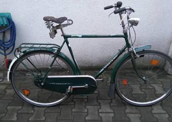 Sparta Windsor, rower miejski rama 55, sprawny, holenderka