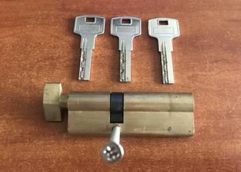 Wkładka patentowa z atestem 3 klucze.
