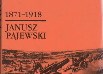 (01966) HISTORIA POWSZECHNA 1871 – 1939 – JANUSZ PAJEWSKI