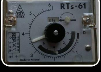przekaźnik rts 61, rts61
