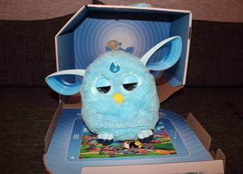 Oryginalny Furby blue connect