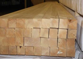 Kantówka 10x10 w długości 13m, strugana i suszona, Mikołów