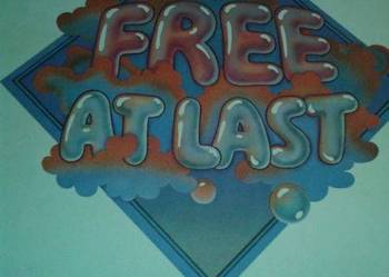 FREE - Free At Last,lp,72,USA Rarytas!!!!