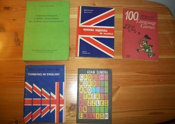 Książki-język angielski i filologia angielska