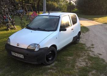 Fiat Seicento 1.1Lpg dlugie oplaty