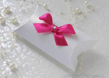 Pudełka dla gości pudełeczka podziękowanie upominek prezent
