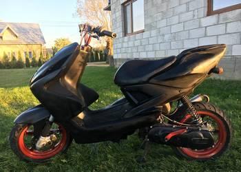 Yamaha aerox zamiana za loncin 250