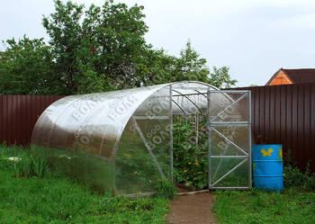 Szklarnia ogrodowa Eko z poliwęglanu