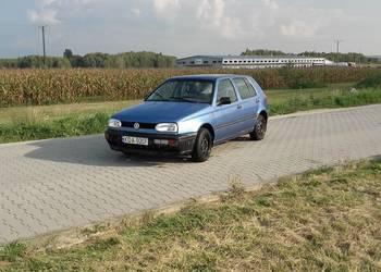 Sprzedam VW Golf 3 1.4