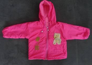 przejściowa kurtka dziewczęca