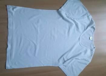 biała koszulka, bluzka, timor, męska, damska, do dżinsów