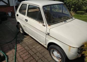 Fiat 126p | 600cm3 | 1979r. | do renowacji
