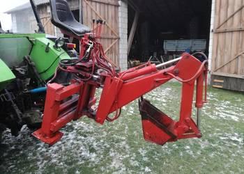 Koparka traktorowa