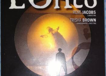 Monteverdi - L'Orfeo - TRISHA BROWN, RENE JACOBS 2DVD