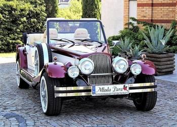 Luksusowe auta wynajem samochodów ślubnych Kabriolet na ślub