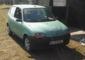 Fiat Seicento 900+LPG możliwa zamiana