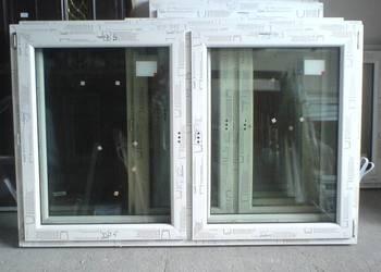 okno pcv białe 1765x1435 R+RU promocja !!!