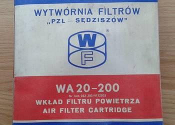 Wkład Filtru Powietrza PZL Sędziszów WA 20-200
