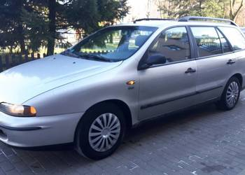FIAT MAREA WEEKEND 1600B+GAZ !!!