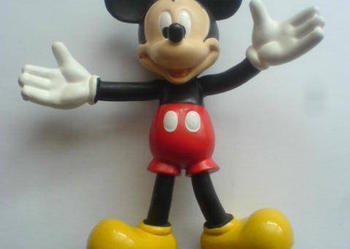 Sprzedam figurki Myszki Miki