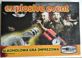 Alkoholowa gra imprezowa - Explosive Event