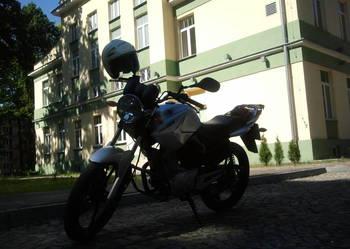 Yamaha YBR 125. 6966 km.
