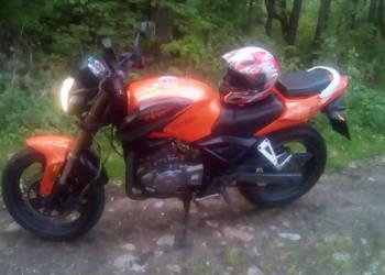 motocykl w idealnym stanie